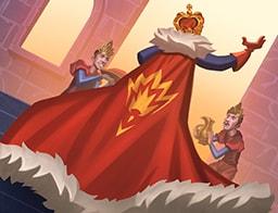King's New Cloak