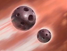 Lighter Cannonballs