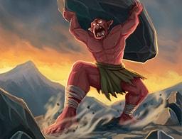 Hulking Monstrosity